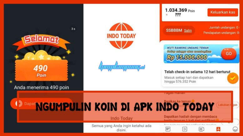 Download Indo Today Unlimited Coin